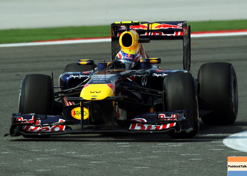 GEPA-08051199031 - FORMULA 1 - Grand Prix of Turkey. Image shows Mark Webber (AUS/ Red Bull Racing). Photo: Bryn Lennon/ Getty Images - For editorial use only. Image is free of charge