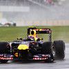 GEPA-12061199002 - FORMULA 1 - Grand Prix of Canada. Image shows Mark Webber (AUS/ Red Bull Racing). Keywords: rain. Photo: Paul Gilham/ Getty Images - For editorial use only. Image is free of charge