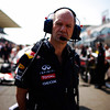 GEPA-08051199033 - FORMULA 1 - Grand Prix of Turkey. Image shows technical officer Adrian Newey (Red Bull Racing). Photo: Mark Thompson/ Getty Images - For editorial use only. Image is free of charge