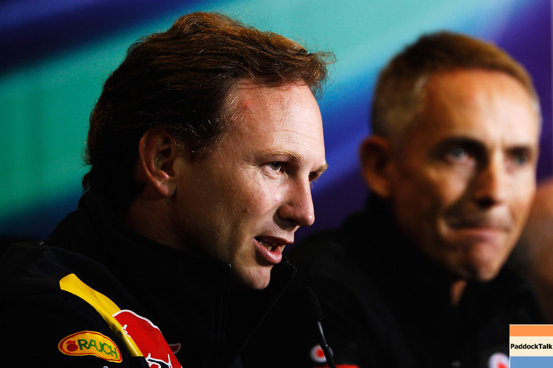 GEPA-08071199013 - FORMULA 1 - Grand Prix of Great Britain. Image shows Team Principer Christian Horner (Red Bull Racing). Photo: Getty Images/ Mark Thompson - For editorial use only. Image is free of charge