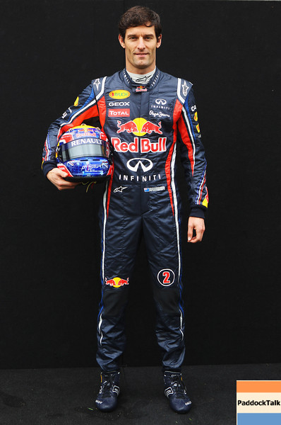 GEPA-24031199012 - FORMULA 1 - Grand Prix of Australia, preview, photo shoot. Image shows Mark Webber (AUS/ Red Bull Racing). Photo: Getty Images/ Robert Cianflone - For editorial use only. Image is free of charge