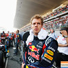 GEPA-30101199006 - FORMULA 1 - Grand Prix of India, Buddh-International-Circuit. Image shows Sebastian Vettel (GER/ Red Bull Racing). Photo: Getty Images/ Clive Mason - For editorial use only. Image is free of charge