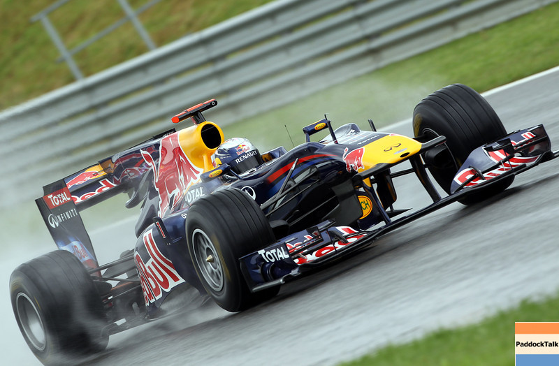 GEPA-15051181154 - SPIELBERG,AUSTRIA,15.MAY.11 - MOTORSPORT, FORMULA 1 - Open House Day Red Bull Ring, project Spielberg. Image shows Sebastian Vettel (GER/ Red Bull Racing). Photo: GEPA pictures/ Christian Walgram - For editorial use only. Image is free of charge.