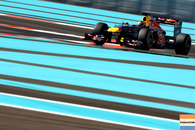 GEPA-15111199018 - FORMULA 1 - Testing in Abu Dhabi, Yas Marina Circuit, Young-Driver-Test. Image shows test driver Jean-Eric Vergne (FRA/ Red Bull Racing). Photo: Getty Images/ Andrew Hone - For editorial use only. Image is free of charge