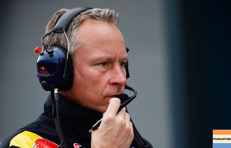 GEPA-25031199001 - FORMULA 1 - Grand Prix of Australia. Image shows team manager Jonathan Wheatley (Red Bull Racing). Photo: Getty Images/ Mark Thompson - For editorial use only. Image is free of charge