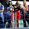 GEPA-11091199002 - FORMULA 1 - Grand Prix of Italy. Image shows Sebastian Vettel (GER/ Red Bull Racing). Keywords: podium, award ceremony. Photo: Getty Images/ Paul Gilham - For editorial use only. Image is free of charge