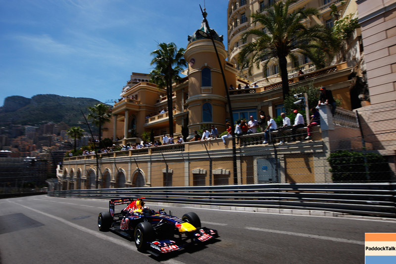 GEPA-29051199030 - FORMULA 1 - Grand Prix of Monaco. Image shows Sebastian Vettel (GER/ Red Bull Racing). Photo: Mark Thompson/ Getty Images - For editorial use only. Image is free of charge