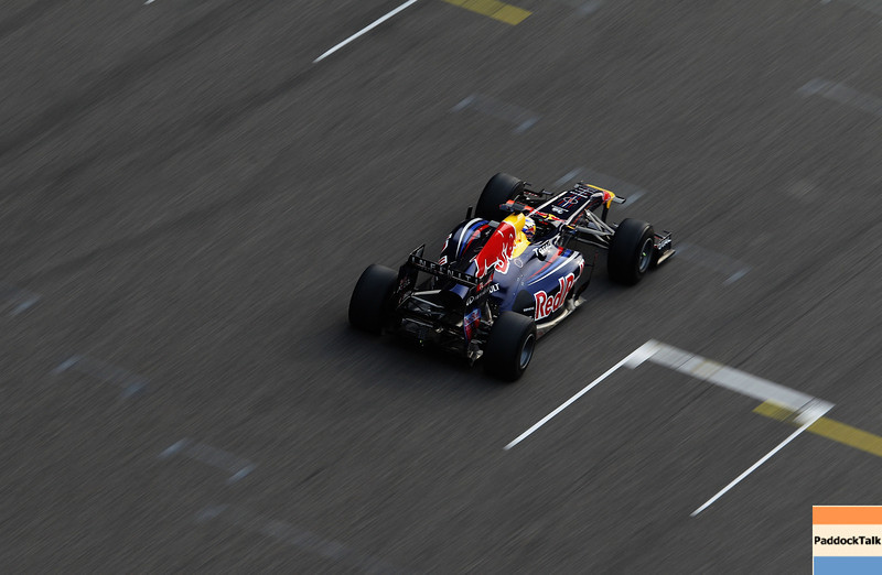 GEPA-17041199034 - FORMULA 1 - Grand Prix of China. Image shows Sebastian Vettel (GER/ Red Bull Racing). Photo: Getty Images/ Paul Gilham - For editorial use only. Image is free of charge