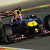 GEPA-02021199102 - FORMULA 1 - Testing in Valencia. Image shows Mark Webber (AUS/ Red Bull Racing). Photo: Paul Gilham/ Getty Images - For editorial use only. Image is free of charge