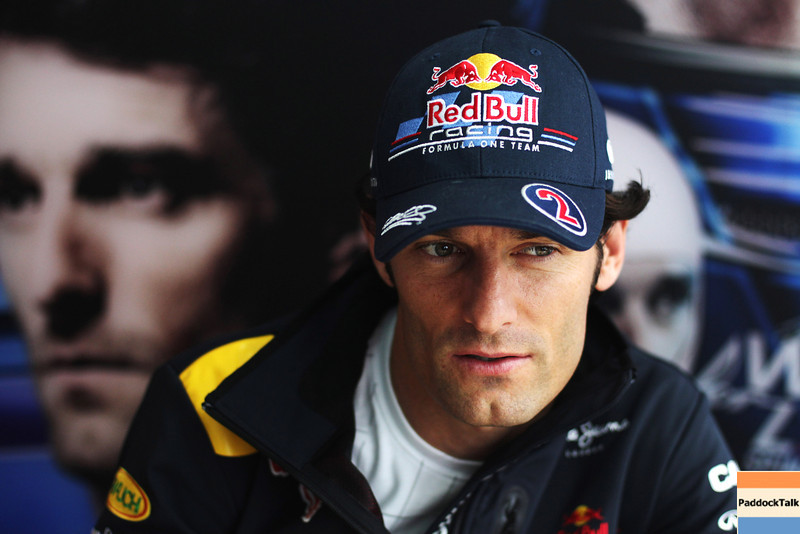 GEPA-25081199003 - FORMULA 1 - Grand Prix of Belgium, Spa Francorchamps. Image shows Mark Webber (AUS/ Red Bull Racing). Photo: Getty Images/ Vladimir Rys - For editorial use only. Image is free of charge