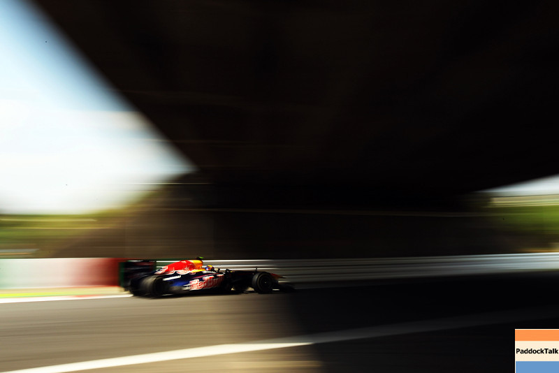 GEPA-07101199014 - FORMULA 1 - Grand Prix of Japan. Image shows Mark Webber (AUS/ Red Bull Racing). Photo: Getty Images/ Clive Rose - For editorial use only. Image is free of charge