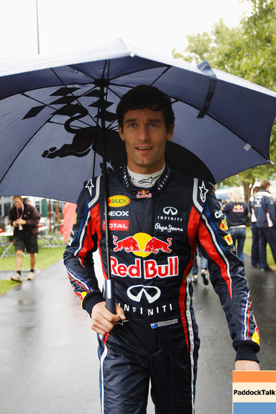 GEPA-24031199007 - FORMULA 1 - Grand Prix of Australia, preview. Image shows Mark Webber (AUS/ Red Bull Racing). Photo: Getty Images/ Mark Thompson - For editorial use only. Image is free of charge