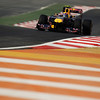 GEPA-28101199024 - FORMULA 1 - Grand Prix of India, Buddh-International-Circuit. Image shows Mark Webber (AUS/ Red Bull Racing). Photo: Getty Images/ Mark Thompson - For editorial use only. Image is free of charge