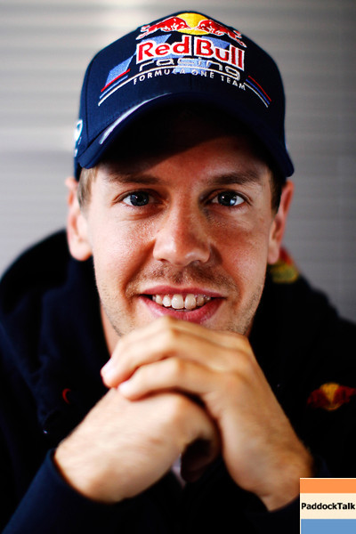 GEPA-05051199004 - FORMULA 1 - Grand Prix of Turkey, preview. Image shows Sebastian Vettel (GER/ Red Bull Racing). Photo: Getty Images/ Mark Thompson - For editorial use only. Image is free of charge