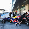 GEPA-15111199016 - FORMULA 1 - Testing in Abu Dhabi, Yas Marina Circuit, Young-Driver-Test. Image shows test driver Jean-Eric Vergne (FRA/ Red Bull Racing). Photo: Getty Images/ Andrew Hone - For editorial use only. Image is free of charge