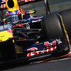 GEPA-30071199008 - FORMULA 1 - Grand Prix of Hungary, Hungaroring. Image shows Mark Webber (AUS/ Red Bull Racing). Photo: Getty Images/ Mark Thompson - For editorial use only. Image is free of charge