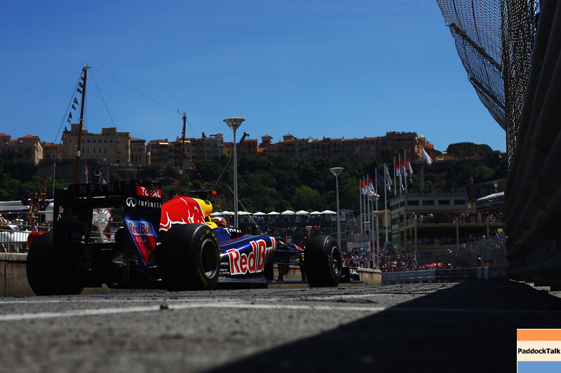 GEPA-29051199033 - FORMULA 1 - Grand Prix of Monaco. Image shows Sebastian Vettel (GER/ Red Bull Racing). Photo: Vladimir Rys/ Getty Images - For editorial use only. Image is free of charge