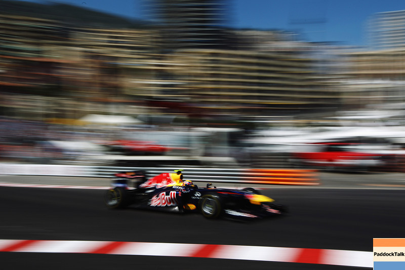 GEPA-29051199041 - FORMULA 1 - Grand Prix of Monaco. Image shows Mark Webber (AUS/ Red Bull Racing). Photo: Mark Thompson/ Getty Images - For editorial use only. Image is free of charge