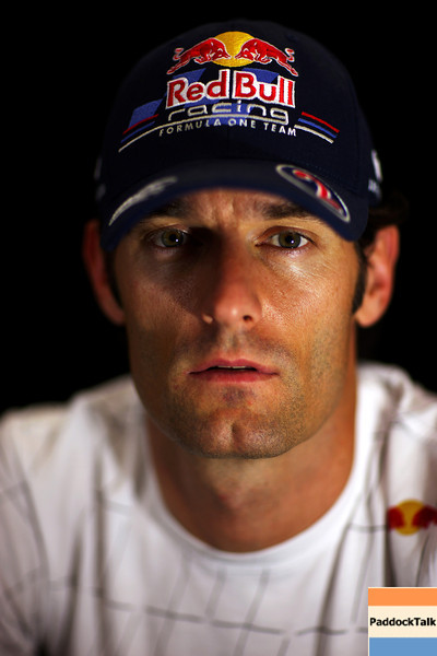 GEPA-25081199008 - FORMULA 1 - Grand Prix of Belgium, Spa Francorchamps. Image shows Mark Webber (AUS/ Red Bull Racing). Photo: Getty Images/ Mark Thompson - For editorial use only. Image is free of charge