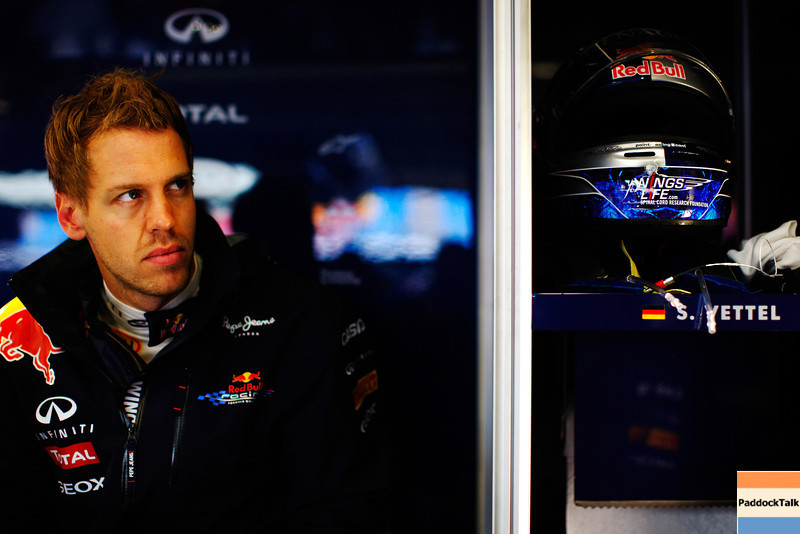 GEPA-06051199000 - FORMULA 1 - Grand Prix of Turkey. Image shows Sebastian Vettel (GER/ Red Bull Racing). Photo: Getty Images/ Mark Thompson - For editorial use only. Image is free of charge
