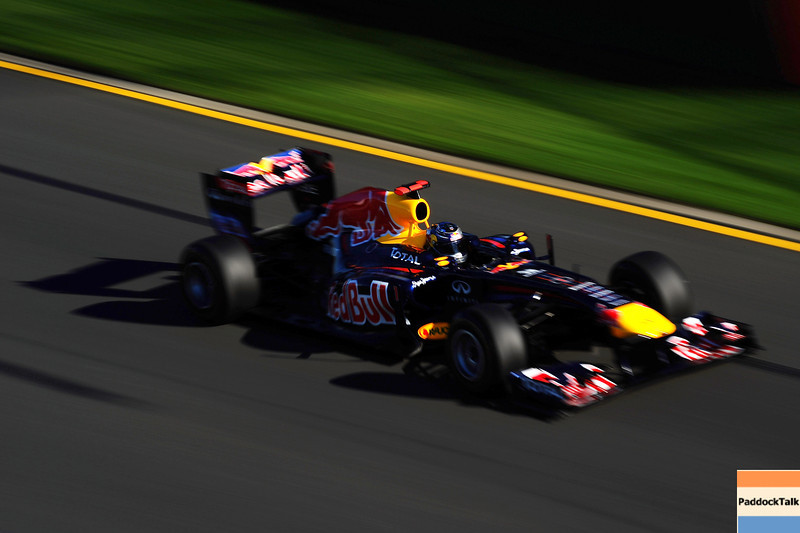 GEPA-27031199025 - FORMULA 1 - Grand Prix of Australia. Image shows Sebastian Vettel (GER/ Red Bull Racing). Photo: Getty Images/ Clive Mason - For editorial use only. Image is free of charge