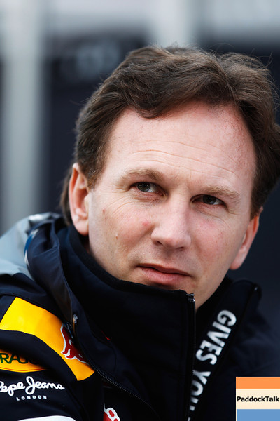 GEPA-26031199003 - FORMULA 1 - Grand Prix of Australia. Image shows team principal Christian Horner (Red Bull Racing). Photo: Getty Images/ Mark Thompson - For editorial use only. Image is free of charge