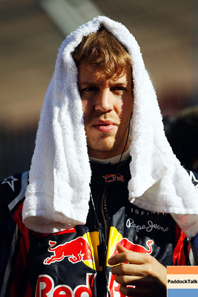 GEPA-27031199028 - FORMULA 1 - Grand Prix of Australia. Image shows Sebastian Vettel (GER/ Red Bull Racing). Photo: Getty Images/ Mark Thompson - For editorial use only. Image is free of charge