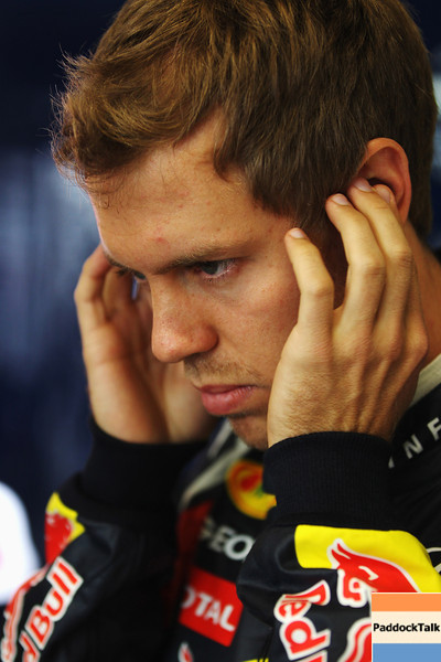 GEPA-24071199021 - FORMULA 1 - Grand Prix of Germany, Nuerburgring. Image shows Sebastian Vettel (GER/ Red Bull Racing). Photo: Getty Images/ Mark Thompson - For editorial use only. Image is free of charge