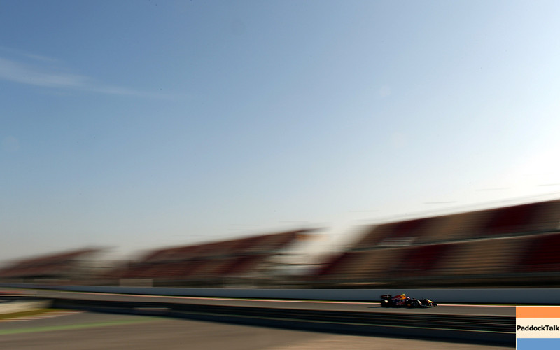 GEPA-21021199001 - FORMULA 1 - Testing in Barcelona, Circuit de Catalunya. Image shows Mark Webber (AUS/ Red Bull Racing). Photo: Vladimir Rys/ Getty Images - For editorial use only. Image is free of charge