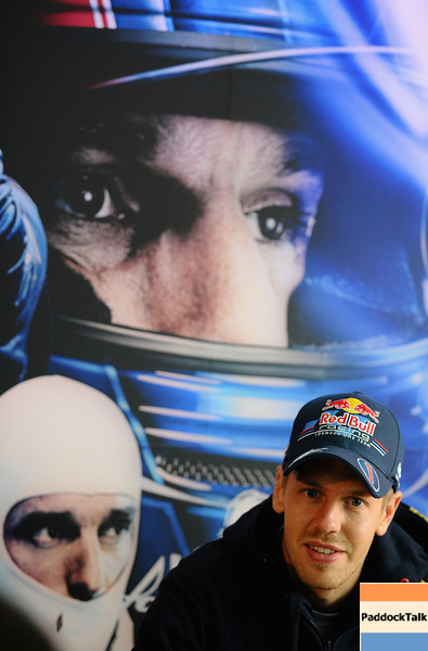 GEPA-07071199000 - FORMULA 1 - Grand Prix of Great Britain. Image shows Sebastian Vettel (GER/ Red Bull Racing). Photo: Getty Images/ Clive Mason - For editorial use only. Image is free of charge