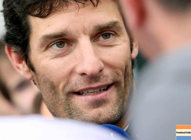GEPA-14051181167 - SPIELBERG,AUSTRIA,14.MAY.11 - MOTORSPORT, FORMULA 1 - Media Day Red Bull Ring, project Spielberg. Image shows Mark Webber (AUS/ Red Bull Racing). Photo: GEPA pictures/ Christian Walgram - For editorial use only. Image is free of charge.