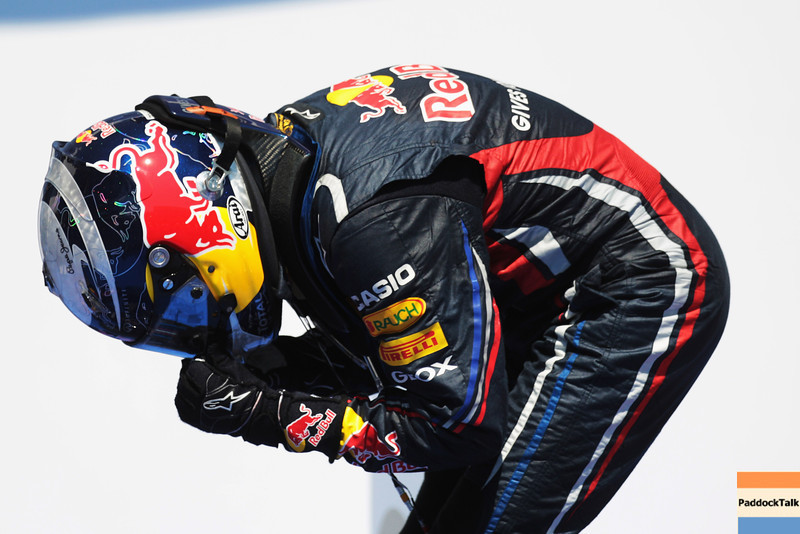 GEPA-26061199002 - FORMULA 1 - Grand Prix of Europe. Image shows Sebastian Vettel (GER/ Red Bull Racing). Photo: Paul Gilham/ Getty Images - For editorial use only. Image is free of charge