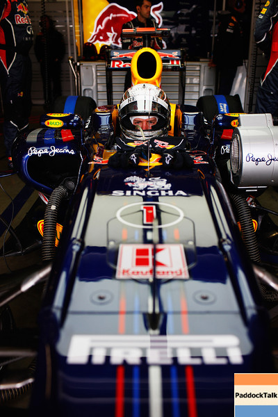 GEPA-23071199018 - FORMULA 1 - Grand Prix of Germany, Nuerburgring. Image shows Sebastian Vettel (GER/ Red Bull Racing). Photo: Getty Images/ Mark Thompson - For editorial use only. Image is free of charge
