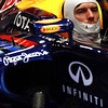 GEPA-09031199003 - FORMULA 1 - Testing in Barcelona, Circuit de Catalunya. Image shows Mark Webber (AUS/ Red Bull Racing). Photo: Vladimir Rys/ Getty Images - For editorial use only. Image is free of charge