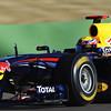 GEPA-03021199011 - FORMULA 1 - Testing in Valencia. Image shows Mark Webber (AUS/ Red Bull Racing). Photo: Mark Thompson/ Getty Images - For editorial use only. Image is free of charge