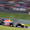 GEPA-22071199007 - FORMULA 1 - Grand Prix of Germany, Nuerburgring. Image shows Mark Webber (AUS/ Red Bull Racing). Photo: Getty Images/ Clive Mason - For editorial use only. Image is free of charge