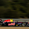 GEPA-12021199002 - FORMULA 1 - Testing in Jerez. Image shows Mark Webber (AUS/ Red Bull Racing). Photo: Paul Gilham/ Getty Images - For editorial use only. Image is free of charge