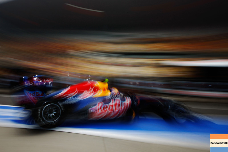 GEPA-15041199003 - FORMULA 1 - Grand Prix of China. Image shows a feature with Mark Webber (AUS/ Red Bull Racing). Photo: Getty Images/ Mark Thompson - For editorial use only. Image is free of charge
