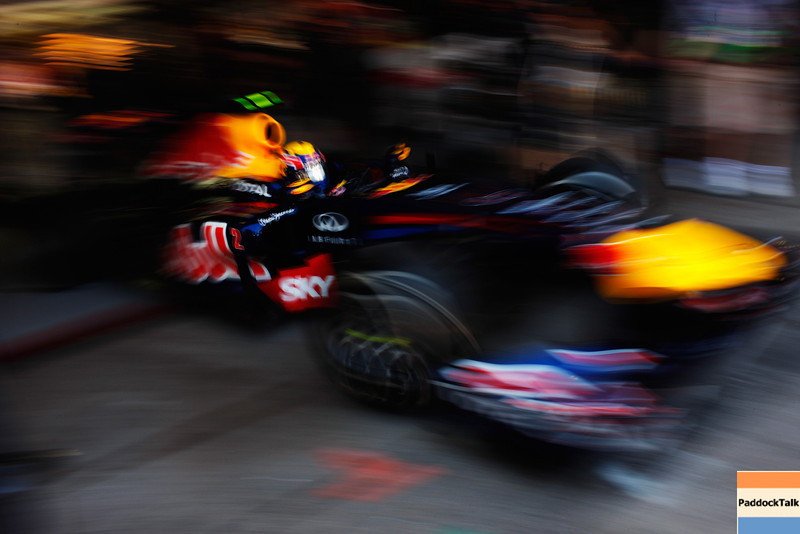 GEPA-25111199002 - FORMULA 1 - Grand Prix of Brazil, Interlagos. Image shows a feature with Mark Webber (AUS/ Red Bull Racing). Photo: Getty Images/ Mark Thompson - For editorial use only. Image is free of charge