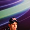 GEPA-23071199019 - FORMULA 1 - Grand Prix of Germany, Nuerburgring, press conference. Image shows Sebastian Vettel (GER/ Red Bull Racing). Photo: Getty Images/ Mark Thompson - For editorial use only. Image is free of charge