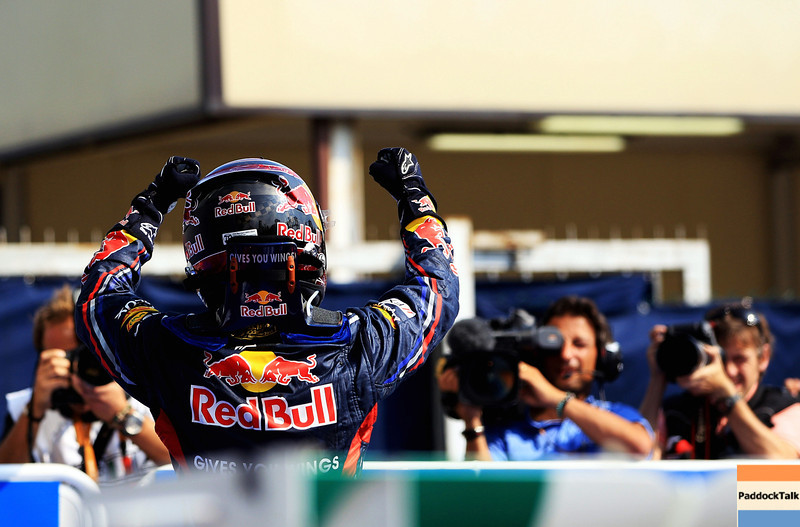 GEPA-11091199004 - FORMULA 1 - Grand Prix of Italy. Image shows Sebastian Vettel (GER/ Red Bull Racing). Photo: Getty Images/ Vladimir Rys - For editorial use only. Image is free of charge
