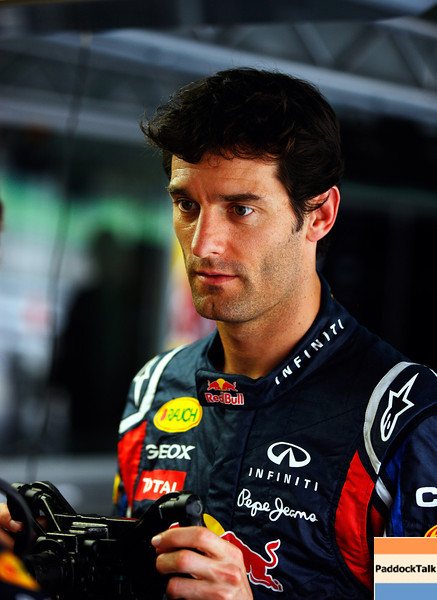GEPA-07041199005 - FORMULA 1 - Grand Prix of Malaysia, Sepang Circuit. Image shows Mark Webber (AUS/ Red Bull Racing). Photo: Getty Images/ Mark Thompson - For editorial use only. Image is free of charge