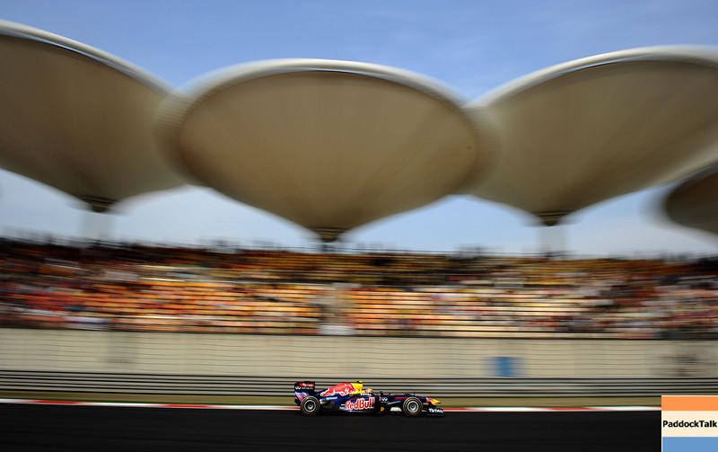 GEPA-17041199015 - FORMULA 1 - Grand Prix of China. Image shows Mark Webber (AUS/ Red Bull Racing). Photo: Getty Images/ Clive Mason - For editorial use only. Image is free of charge