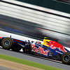 GEPA-09071199003 - FORMULA 1 - Grand Prix of Great Britain. Image shows Mark Webber (AUS/ Red Bull Racing).  Photo: Getty Images/ Mark Thompson - For editorial use only. Image is free of charge