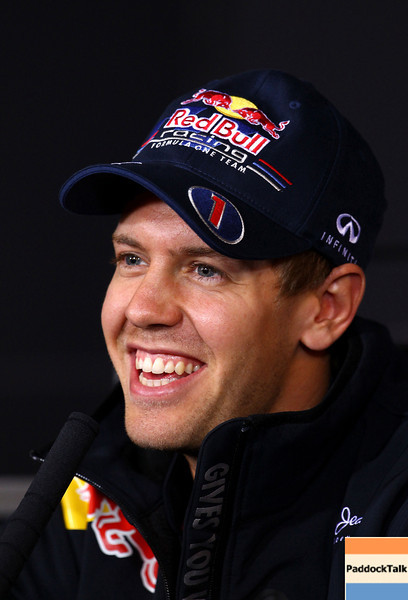 GEPA-21071199002 - FORMULA 1 - Grand Prix of Germany, Nuerburgring. Image shows Sebastian Vettel (GER/ Red Bull Racing). Photo: Getty Images/ Julian Finney - For editorial use only. Image is free of charge