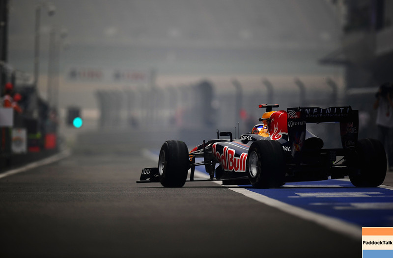 GEPA-15041199009 - FORMULA 1 - Grand Prix of China. Image shows Sebastian Vettel (GER/ Red Bull Racing). Photo: Getty Images/ Clive Mason - For editorial use only. Image is free of charge
