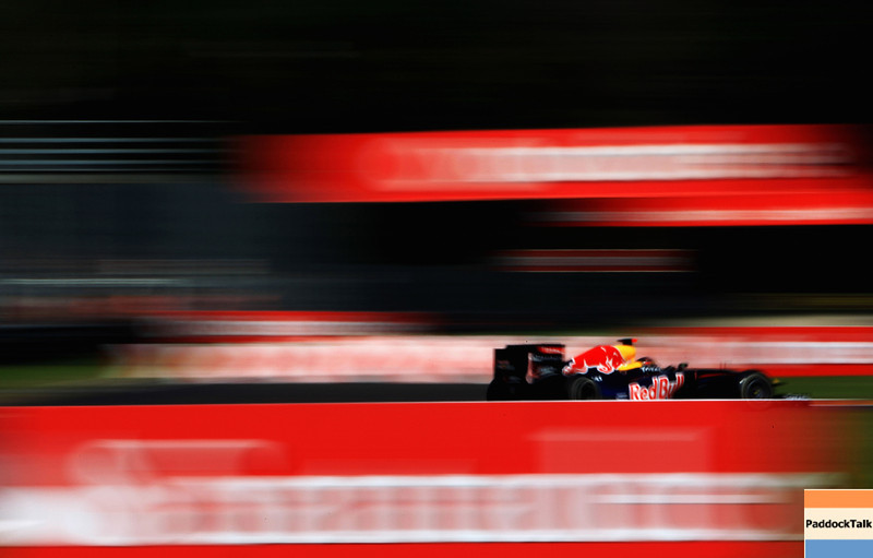 GEPA-10091199007 - FORMULA 1 - Grand Prix of Italy. Image shows Sebastian Vettel (GER/ Red Bull Racing). Photo: Getty Images/ Vladimir Rys - For editorial use only. Image is free of charge