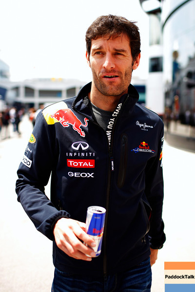 GEPA-08051199001 - FORMULA 1 - Grand Prix of Turkey. Image shows Mark Webber (AUS/ Red Bull Racing). Photo: Mark Thompson/ Getty Images - For editorial use only. Image is free of charge