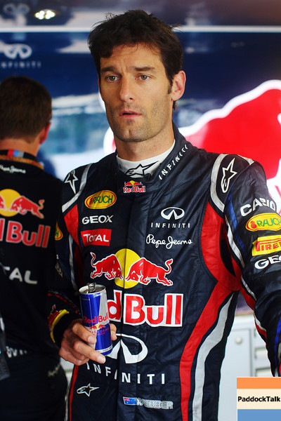 GEPA-07101199006 - FORMULA 1 - Grand Prix of Japan. Image shows Mark Webber (AUS/ Red Bull Racing). Photo: Getty Images/ Mark Thompson - For editorial use only. Image is free of charge