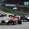 GEPA-10041199000 - FORMULA 1 - Grand Prix of Malaysia, Sepang Circuit. Image shows Mark Webber (AUS/ Red Bull Racing). Photo: Getty Images/ Clive Mason - For editorial use only. Image is free of charge